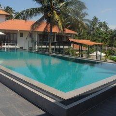 Отель White Villa Resort Aungalla бассейн фото 3