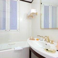 Отель Hôtel Waldorf Trocadéro ванная фото 2
