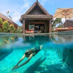 Отель Six Senses Fiji бассейн фото 2