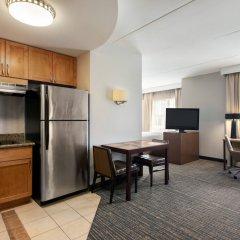 Отель Residence Inn Chattanooga Near Hamilton Place в номере
