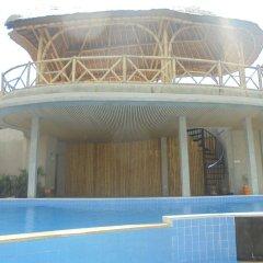 Отель Biyukukung Suite & Spa бассейн