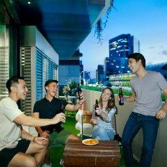 Отель lyf Funan Singapore by Ascott Сингапур помещение для мероприятий