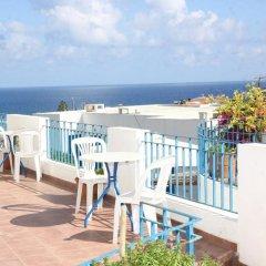 Отель Kirki Village балкон