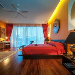 Отель Almali Luxury Residence Пхукет комната для гостей фото 3