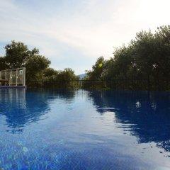 Отель Villa Mercan 1 by Akdenizvillam Калкан бассейн фото 3