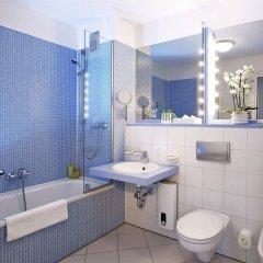Отель Art'Appart Suiten Германия, Берлин - 1 отзыв об отеле, цены и фото номеров - забронировать отель Art'Appart Suiten онлайн ванная фото 2