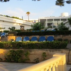 Отель Aparthotel Ponent Mar Испания, Пальманова - 1 отзыв об отеле, цены и фото номеров - забронировать отель Aparthotel Ponent Mar онлайн балкон