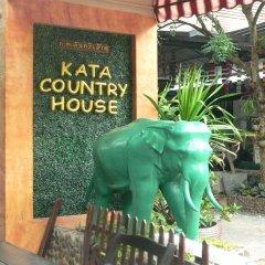Отель Kata Country House интерьер отеля фото 3