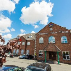 Sheldon Park Hotel and Leisure Club парковка