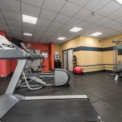 Отель Hampton Inn Meridian фитнесс-зал фото 3