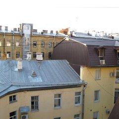 Отель Жилое помещение Mansarda S Санкт-Петербург балкон фото 2