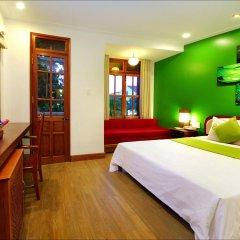 Thanh Van 1 Hotel комната для гостей фото 3
