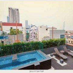 Hotel Bencoolen@Hong Kong Street бассейн фото 3