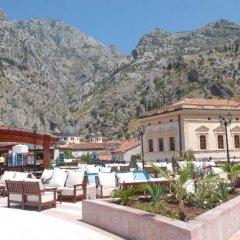 Отель Cattaro Черногория, Котор - отзывы, цены и фото номеров - забронировать отель Cattaro онлайн бассейн фото 2