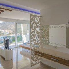 Villa Motion 2 by Akdenizvillam Турция, Калкан - отзывы, цены и фото номеров - забронировать отель Villa Motion 2 by Akdenizvillam онлайн комната для гостей