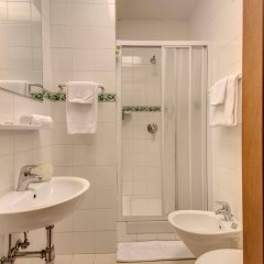 Отель Corona ванная фото 2