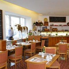 Hotel Muller Munich Мюнхен питание