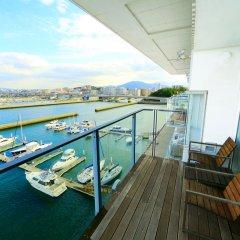 Отель Marinoa Resort Fukuoka Фукуока балкон