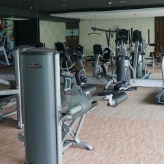 Отель Q Kata Residence фитнесс-зал