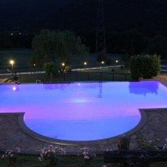 Отель Valle Rosa Country House Сполето бассейн фото 3