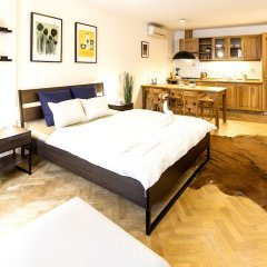 Отель FanTom Home Чехия, Прага - отзывы, цены и фото номеров - забронировать отель FanTom Home онлайн комната для гостей фото 3