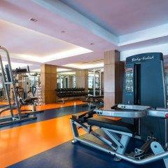 Отель Legacy Suites Sukhumvit by Compass Hospitality Таиланд, Бангкок - 2 отзыва об отеле, цены и фото номеров - забронировать отель Legacy Suites Sukhumvit by Compass Hospitality онлайн фитнесс-зал