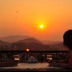 Destina Hotel Турция, Олудениз - отзывы, цены и фото номеров - забронировать отель Destina Hotel онлайн приотельная территория фото 2