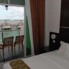 Отель Sipadan Inn 2 балкон
