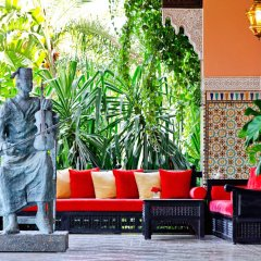 Отель Sofitel Marrakech Lounge and Spa фото 3