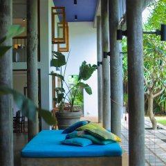 Отель Saffron & Blue - an elite haven Шри-Ланка, Косгода - отзывы, цены и фото номеров - забронировать отель Saffron & Blue - an elite haven онлайн фото 7