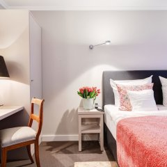 Отель Admiral Германия, Мюнхен - 1 отзыв об отеле, цены и фото номеров - забронировать отель Admiral онлайн комната для гостей фото 19