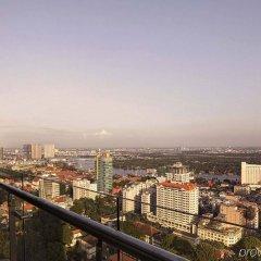 Отель InterContinental Residences Saigon балкон