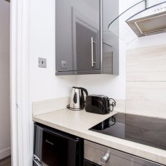 Отель 1 Bedroom Apartment Close to Museums in South Kensington Великобритания, Лондон - отзывы, цены и фото номеров - забронировать отель 1 Bedroom Apartment Close to Museums in South Kensington онлайн в номере