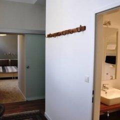 Отель Bluedanube Apartments - Nestroy Австрия, Вена - отзывы, цены и фото номеров - забронировать отель Bluedanube Apartments - Nestroy онлайн ванная