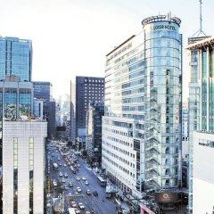 Отель Loisir Hotel Seoul Myeongdong Южная Корея, Сеул - 3 отзыва об отеле, цены и фото номеров - забронировать отель Loisir Hotel Seoul Myeongdong онлайн фото 2