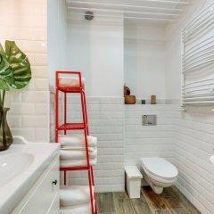 Апартаменты Lion Apartments - MALIBU Studio ванная