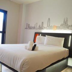 Отель easyHotel Barcelona Fira Испания, Оспиталет-де-Льобрегат - отзывы, цены и фото номеров - забронировать отель easyHotel Barcelona Fira онлайн комната для гостей фото 4
