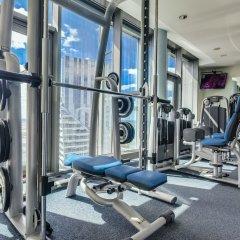 Отель InterContinental Warsaw фитнесс-зал фото 2