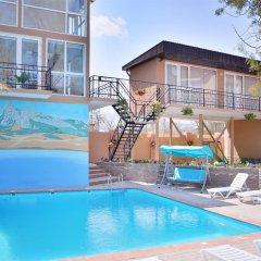 Гостиница Feliz Verano бассейн фото 2