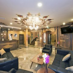 Perapolis Hotel интерьер отеля