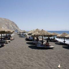Отель Sea La Vie Beachfront Suites Греция, Остров Санторини - отзывы, цены и фото номеров - забронировать отель Sea La Vie Beachfront Suites онлайн пляж