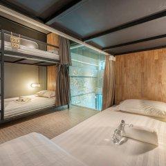 Sloth Hostel Don Mueang Бангкок комната для гостей