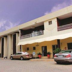 Casa Rerri Boutique Hotel Asokoro парковка