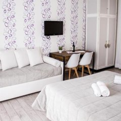 Отель Marta Inn Италия, Рим - отзывы, цены и фото номеров - забронировать отель Marta Inn онлайн комната для гостей фото 3