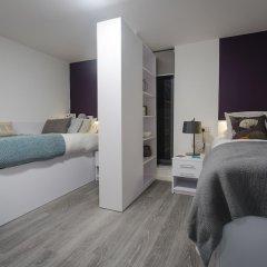 Отель The Cube Ealing комната для гостей фото 5