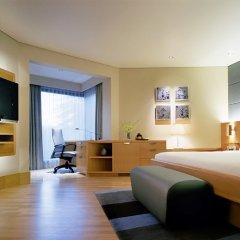 Отель Grand Hyatt Singapore Сингапур, Сингапур - 1 отзыв об отеле, цены и фото номеров - забронировать отель Grand Hyatt Singapore онлайн комната для гостей фото 2