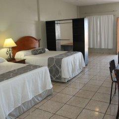 Отель Posada Doña Rubino Мексика, Масатлан - отзывы, цены и фото номеров - забронировать отель Posada Doña Rubino онлайн комната для гостей
