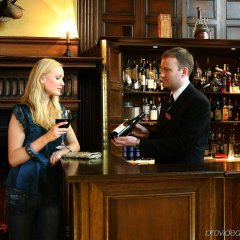Отель Villa Terminus Норвегия, Берген - отзывы, цены и фото номеров - забронировать отель Villa Terminus онлайн гостиничный бар