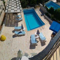 Villa MNM Турция, Калкан - отзывы, цены и фото номеров - забронировать отель Villa MNM онлайн балкон