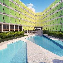 Отель W Ibiza бассейн фото 2